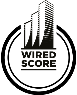 Siegel Wiredscore zertifiziert